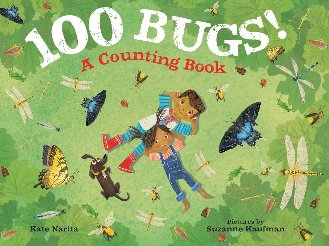 100 Bugs! book cover