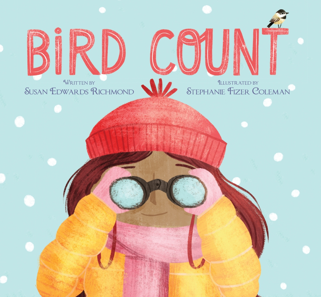 book cover of Bird Count