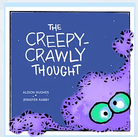 Book Cover of The Creepy-Crawly Thought