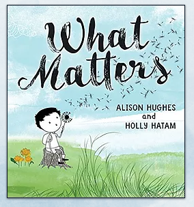 Book Cover of What Matters