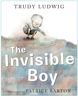 Image of the cover of the book The Invisible Boy