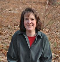 head shot of Melissa Stewart